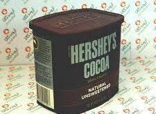 تولید کاکائو هرشیز