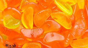 پاستيل پرتقالی